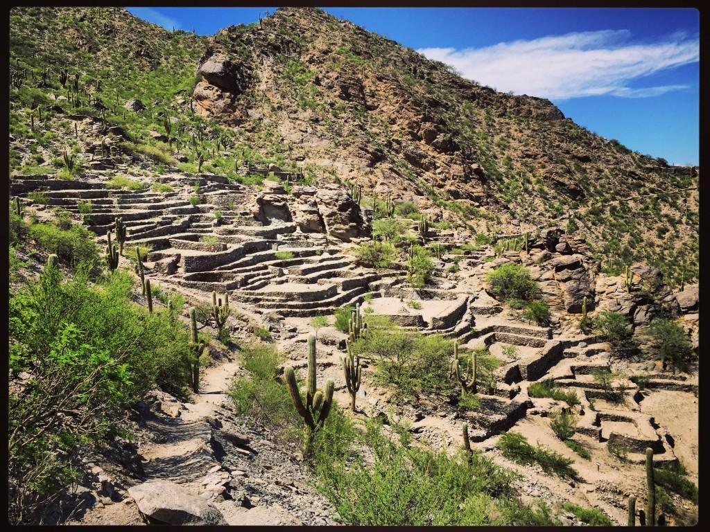 Les mystérieuses ruines Incas de la ville de Quilmes