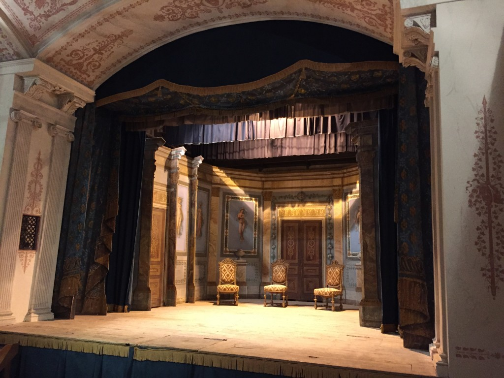 le théâtre de Valençay