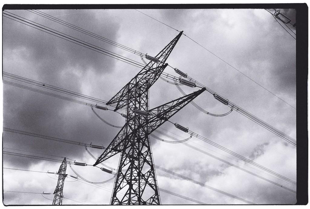 Grand Paris - les lignes à haute tension à ciel ouvert