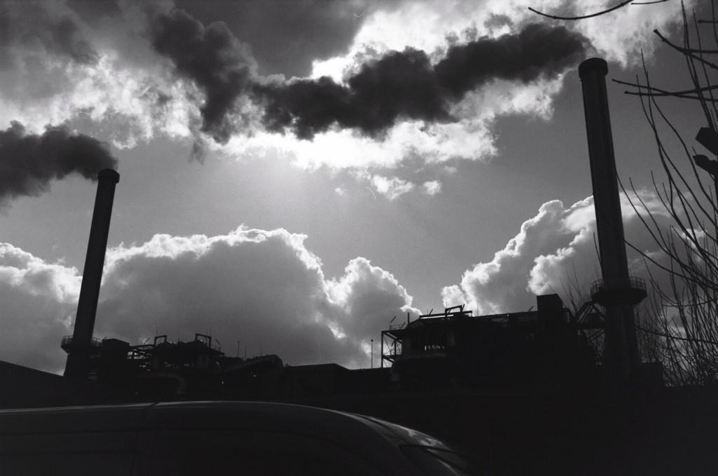 Grand Paris, l'usine d'incinération d'Ivry sur Seine