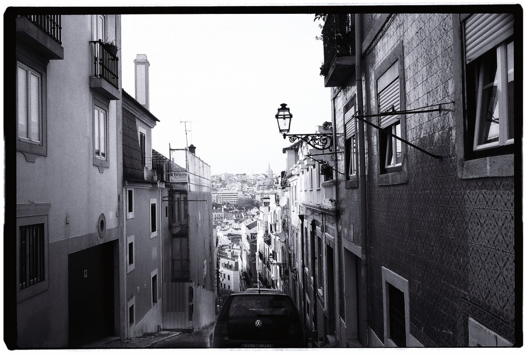Les ruelles envoutantes de Lisbonne