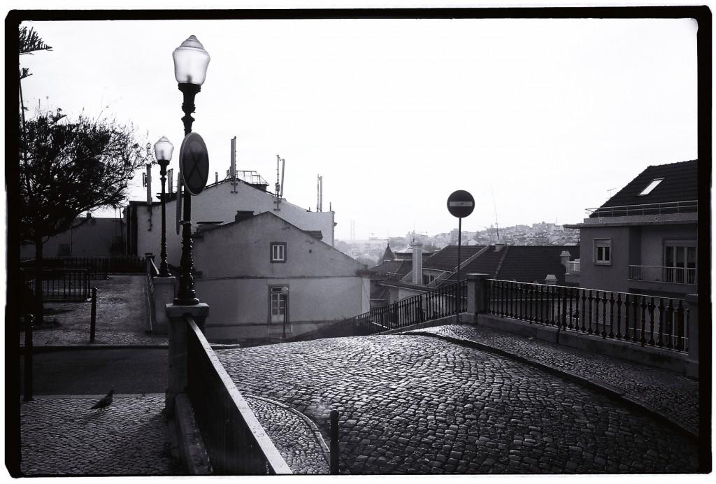 Lisbonne, recherche de la lumière