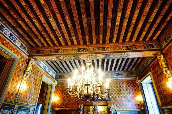 Cheverny l'un des plus beaux châteaux de la Loire