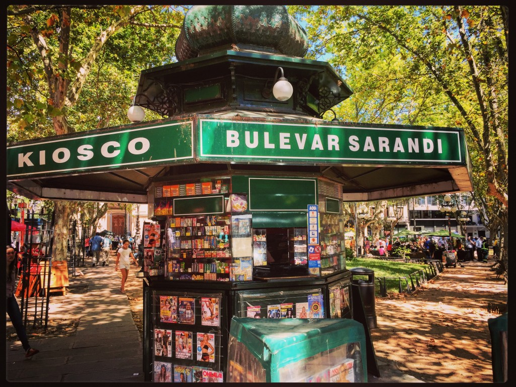 Place Matriz à Montevideo