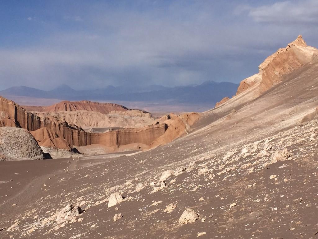 Image du Chili en plein été.