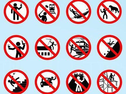 """les """"selfies"""", une façon sympa de risquer sa vie en voyageant"""