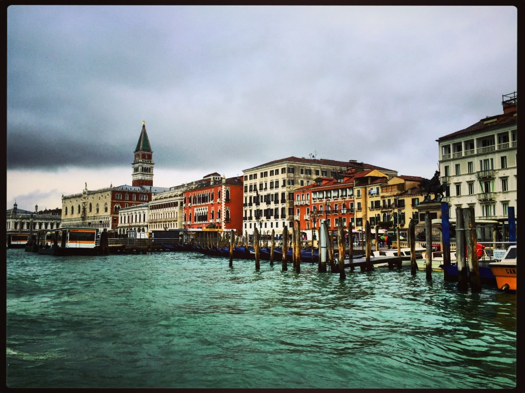 Venise se visite surtout en Vaporetto