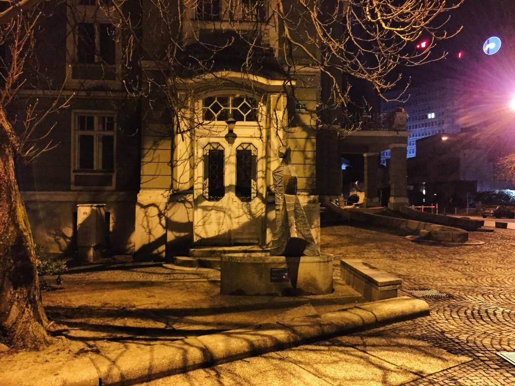 Ljubljana un sensation étrange pendant la nuit