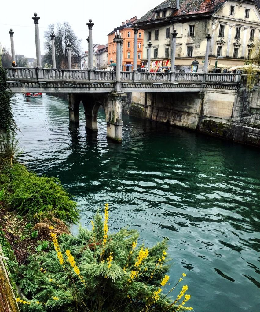 6. Ljubljanica, une rivière aux reflets vénitiens