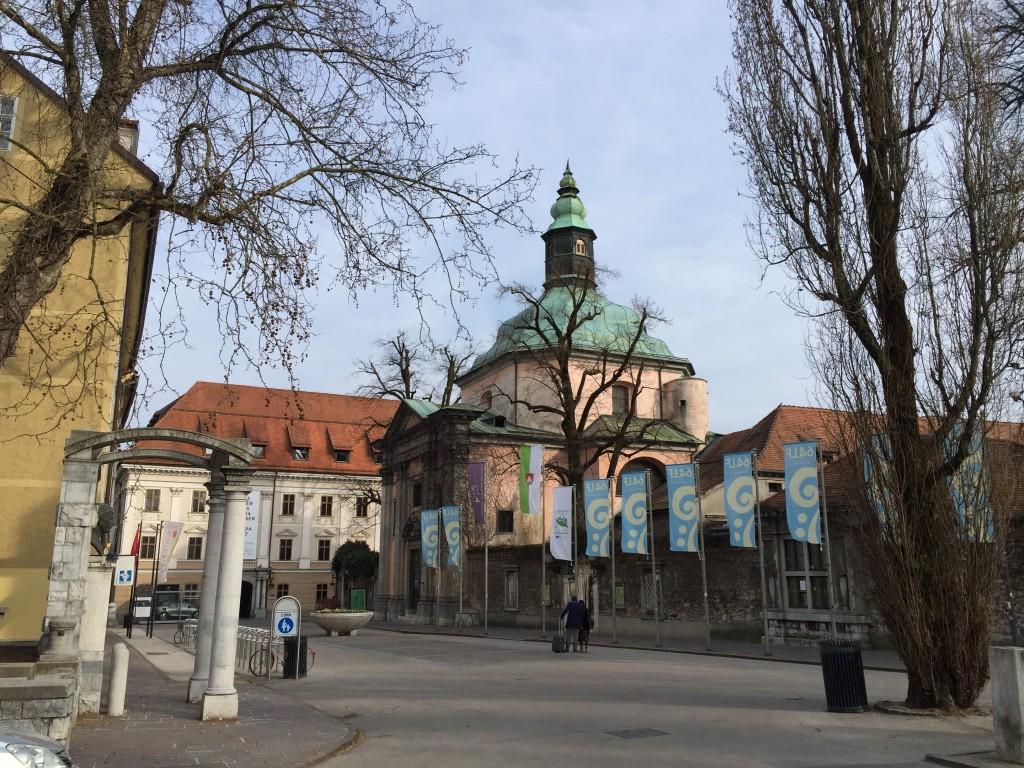 20. Objectif 100 photos sur Ljubljana
