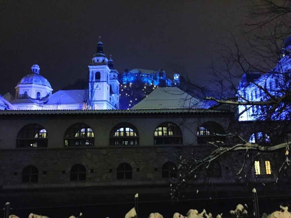 42. Escale de nuit à Ljubljana