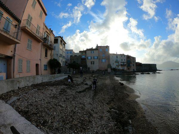 Saint-Tropez côté plage