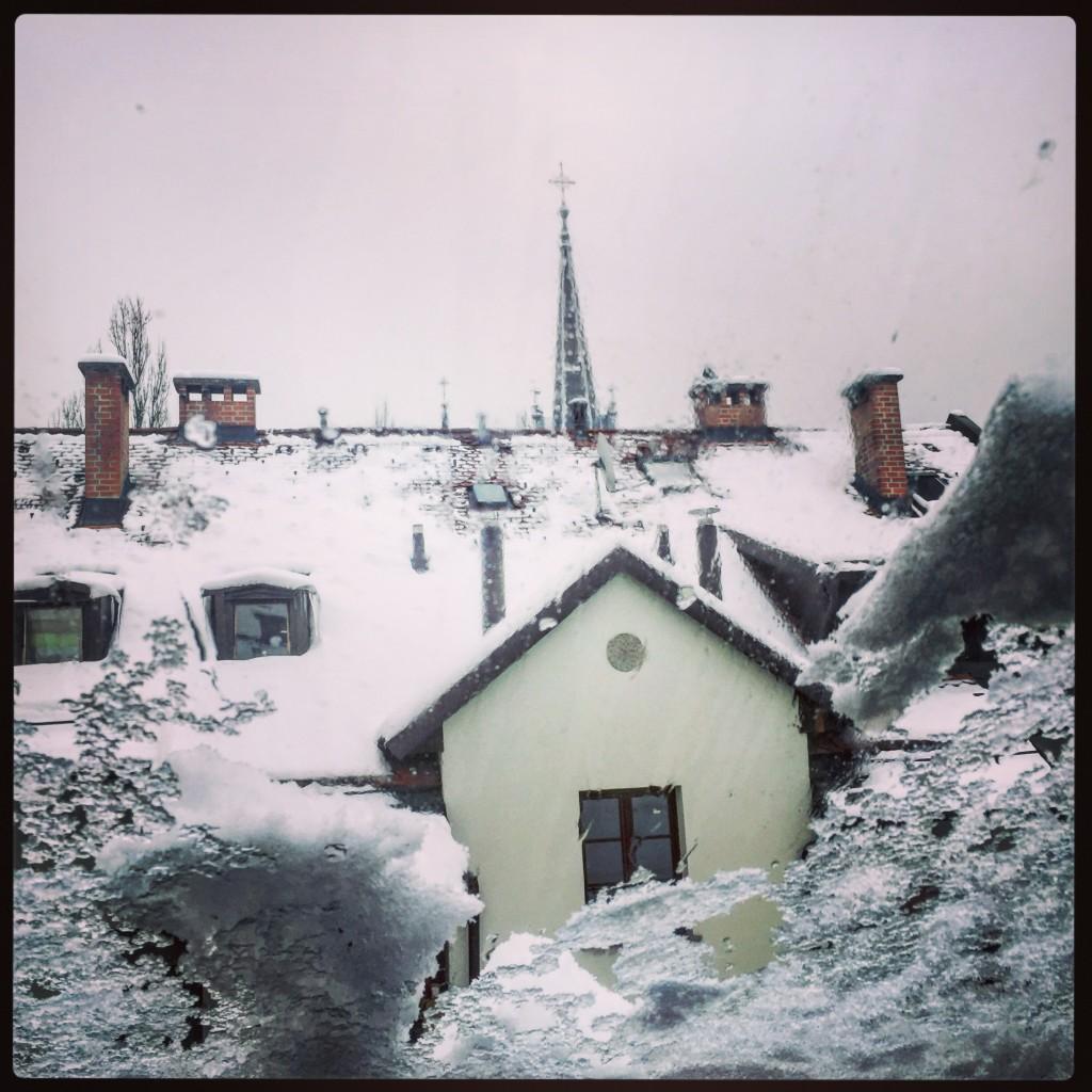 43. Un réveil magique sous la neige en janvier