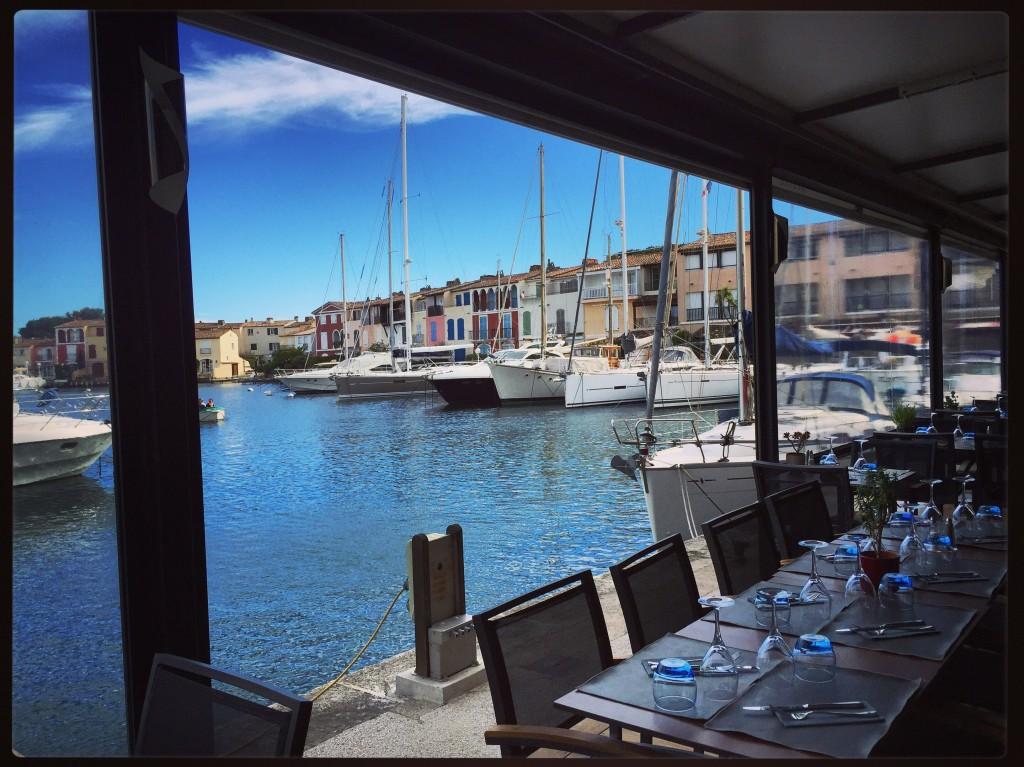 Port Grimaud comme un air vénitien