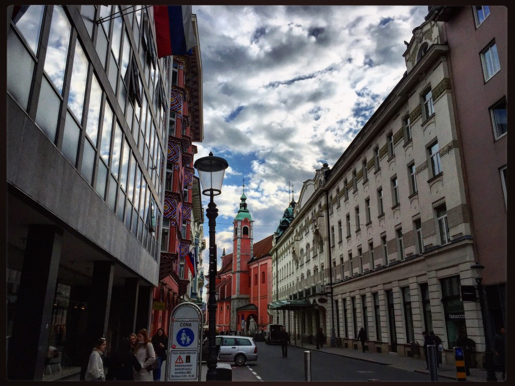 La belle capitale slovène