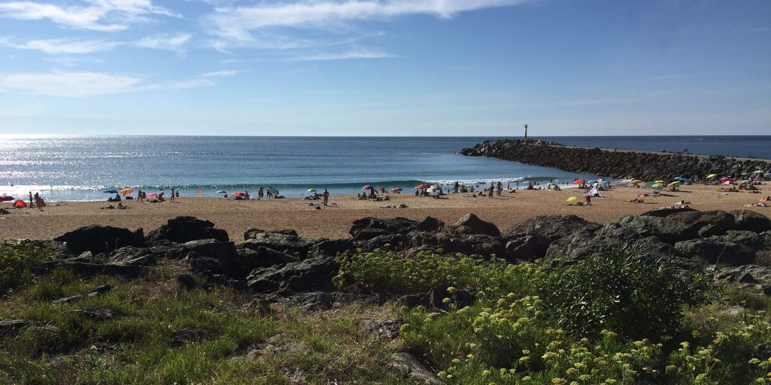 Anglet l'un des meilleurs spots de surf du pays basque