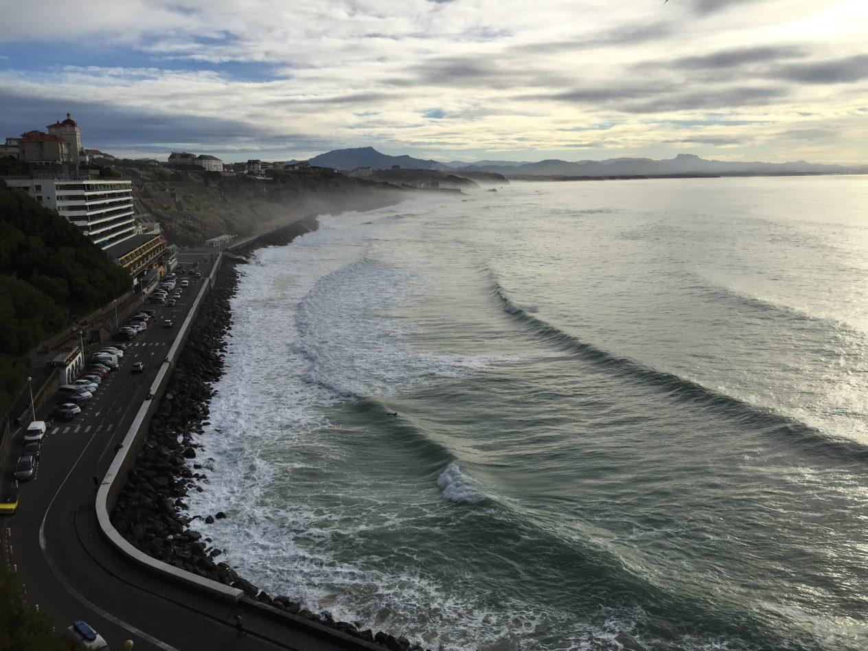 L'un des meilleurs spots de surf en France