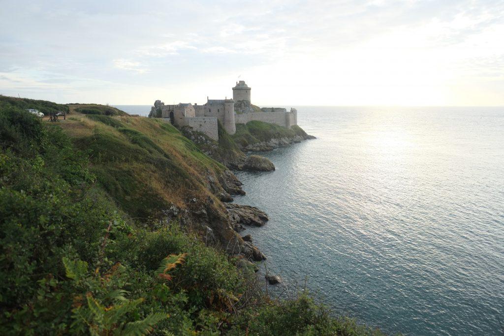 Le château de Fort la Latte au Cap Fréhel en Bretagne
