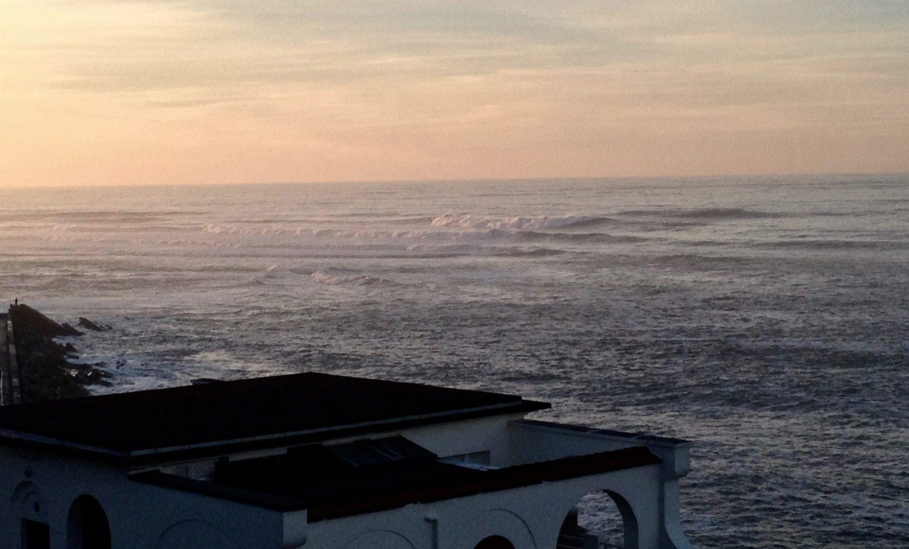 Une des plus grosses vagues surfables du Sud-Ouest