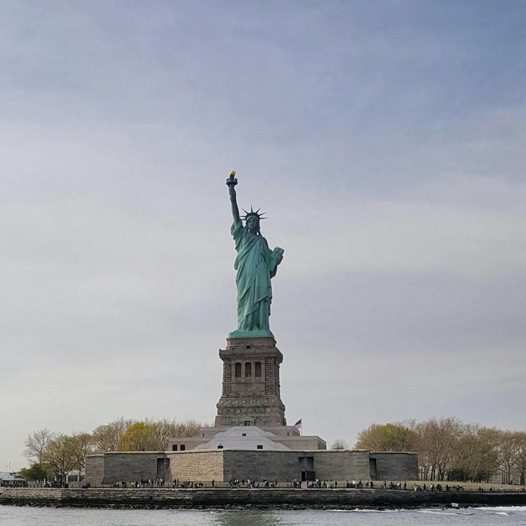 La statue de la liberté, New York