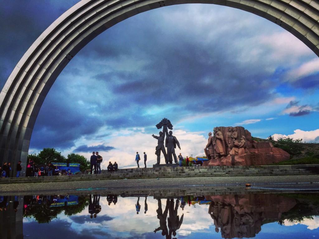 Réflections à Kiev