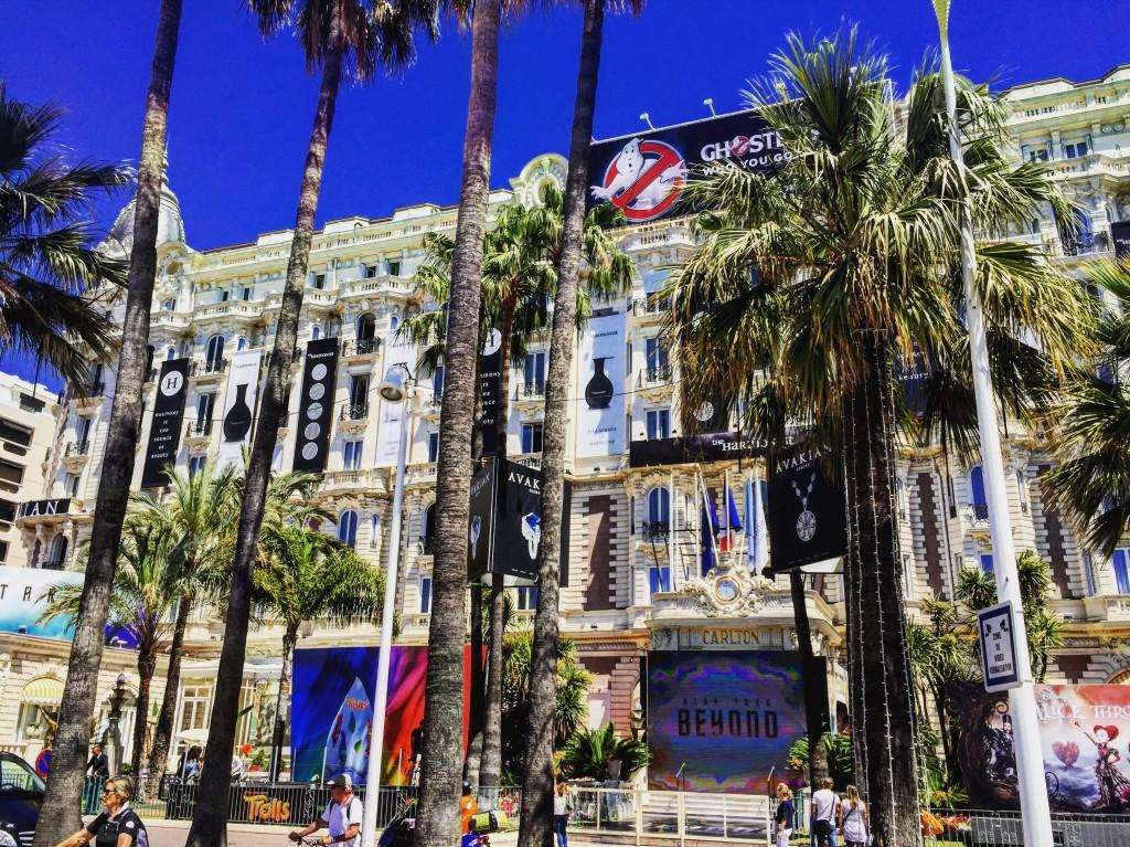 Le Carlton à Cannes