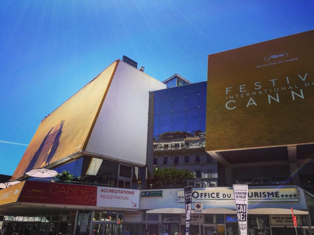 Cannes sous le soleil
