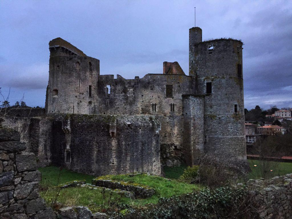 Clisson, longtemp cette forteresse fût imprenable