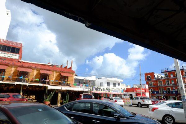 Visite du centre de Cancun, loin des hôtels et des touristes