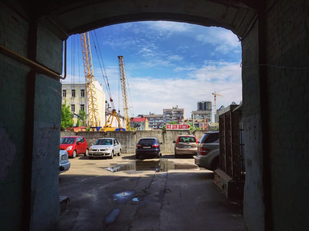 Une ville qui se reconstruit et qui change peu à peu