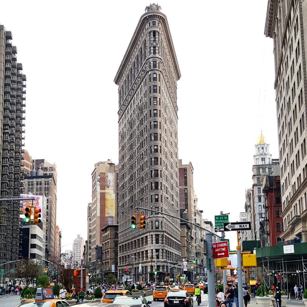 New York, l'icône vivante des photographes