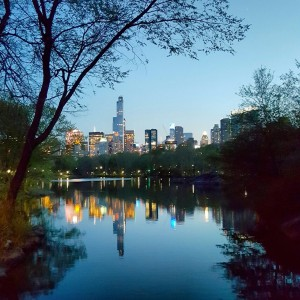 Central Park, New York, absolument sublime et romantique