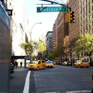 L'une des avenues les plus célèbres de New York