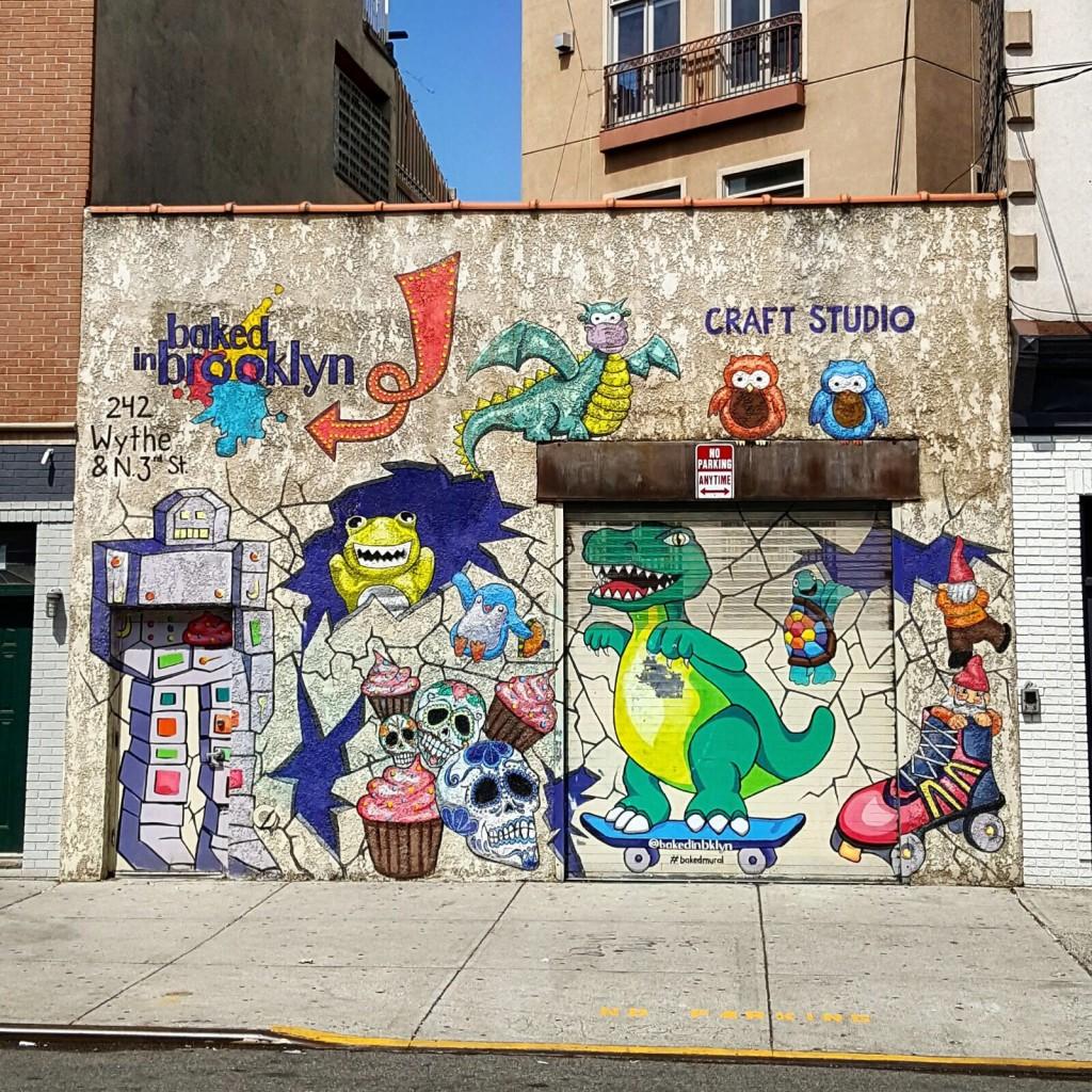 New York capitale de street art