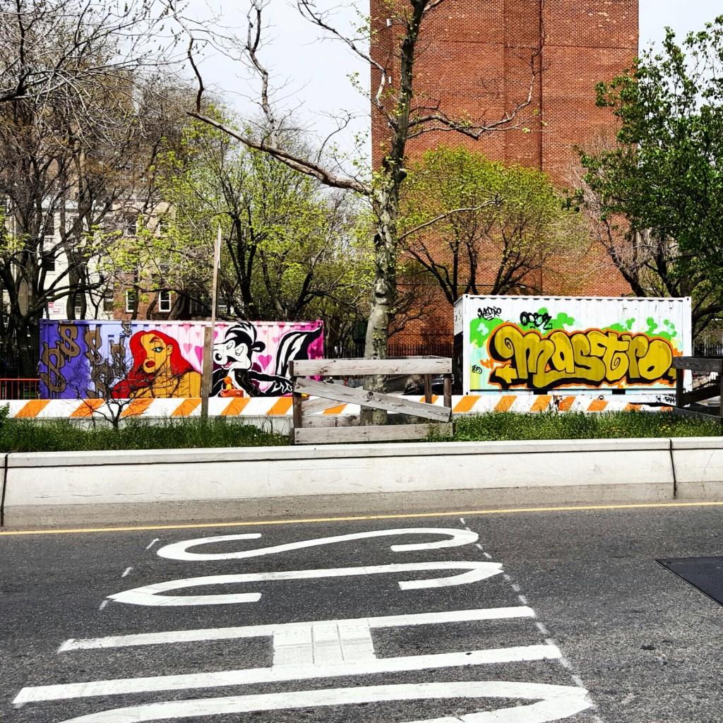 Le street art une culture urbaine née à New York