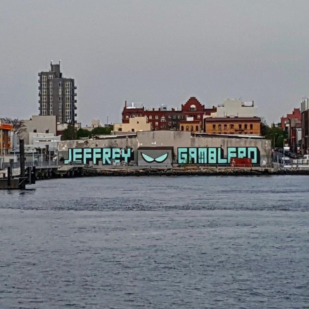 Street art made in New York
