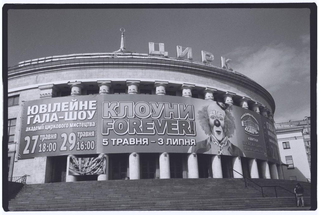 Kiev aux allures soviétiques