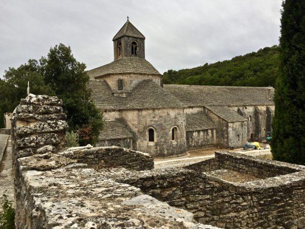 L'architecture unique de l'Abbaye Notre-Dame de Sénanque