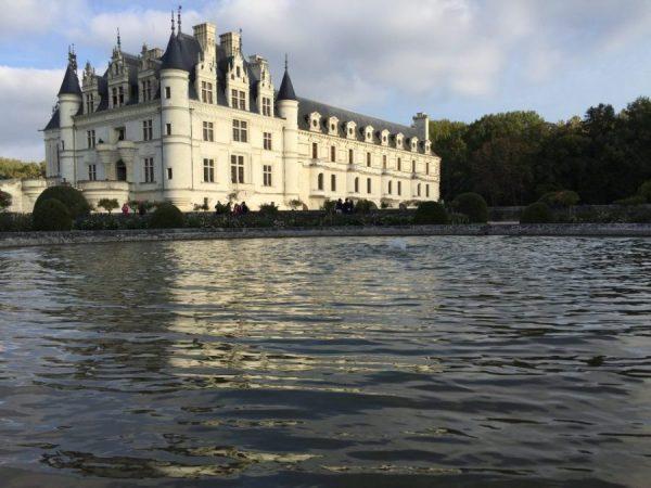 Le château de Chenonceau, le château des Dames