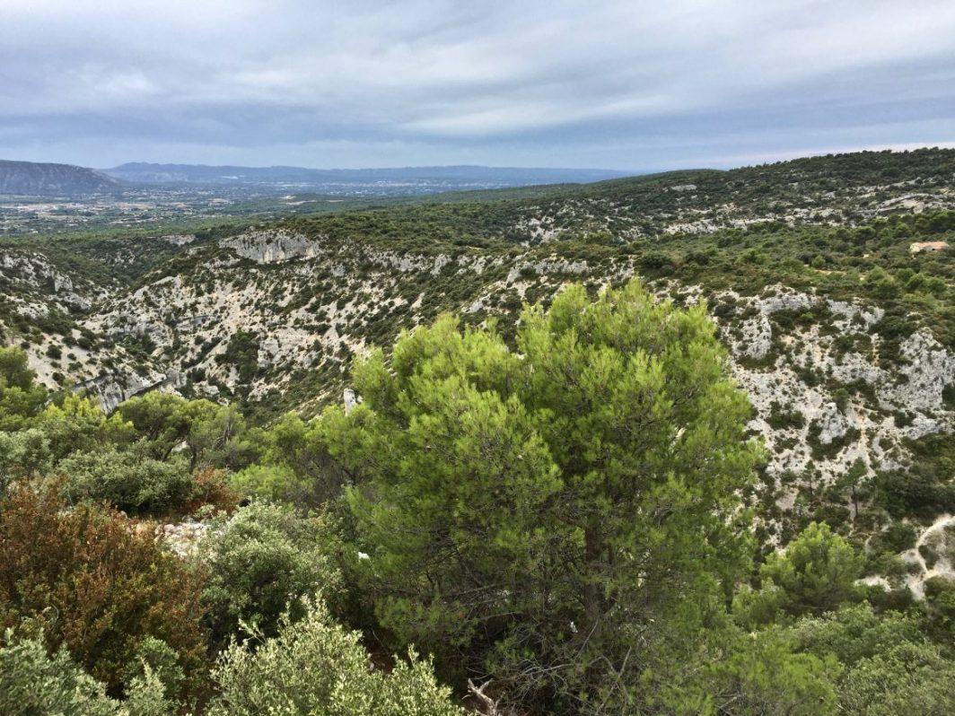 Les paysages du Luberon