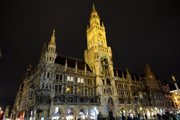 Munich et l'Altstadt, la vieille ville