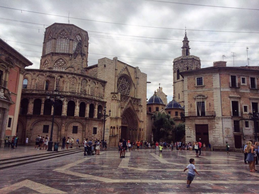 Valence, la troisième plus grande ville d'Espagne