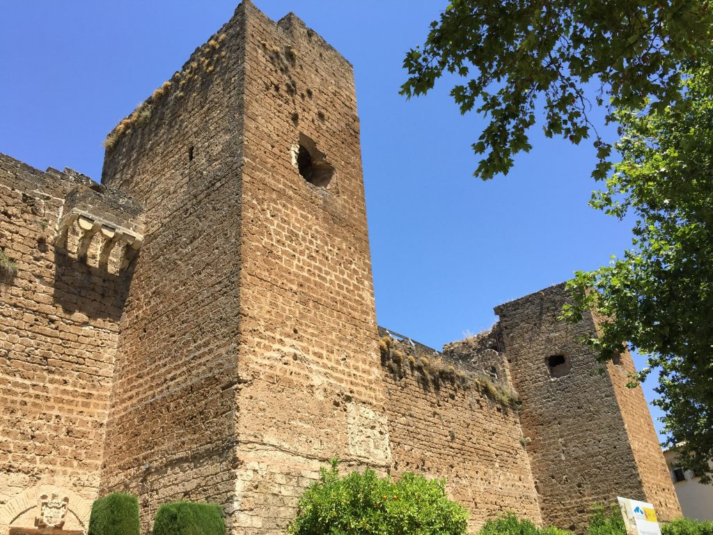 un lieu historique d'Andalousie