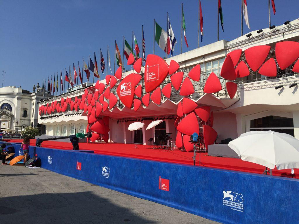 Le palais des Festivals, Bienale di Venezia