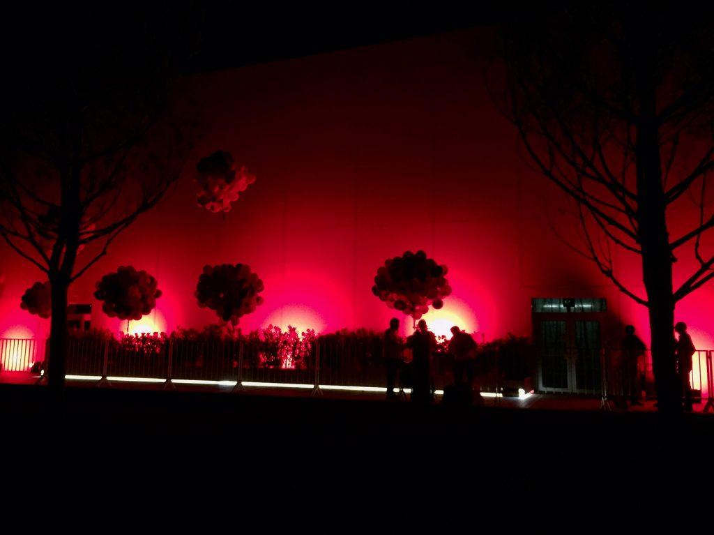 Biennale di Venezia, la Mostra de Venise la nuit