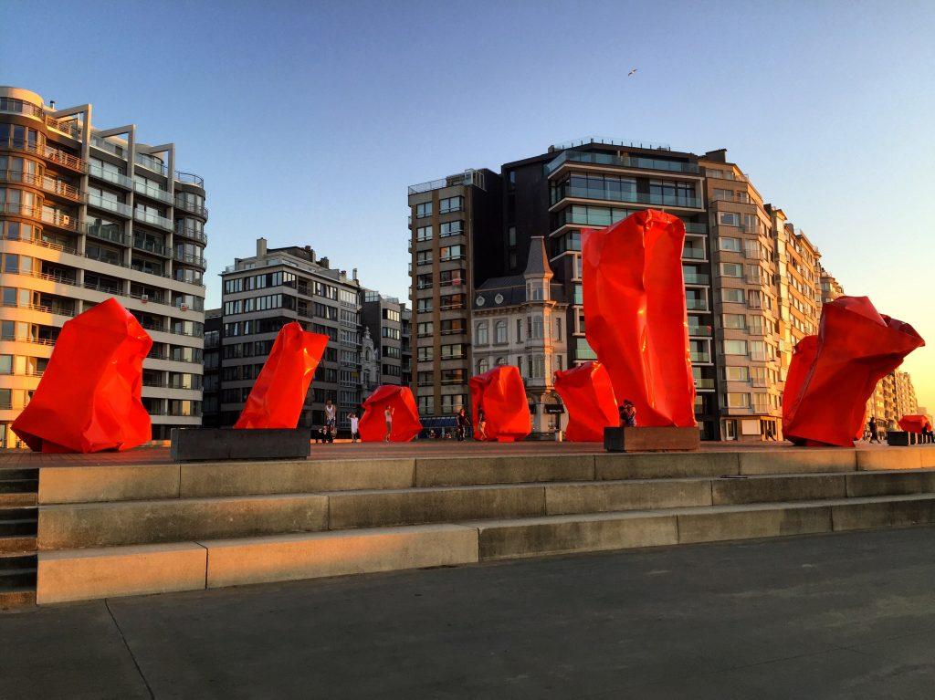 Art contemporain à Ostende