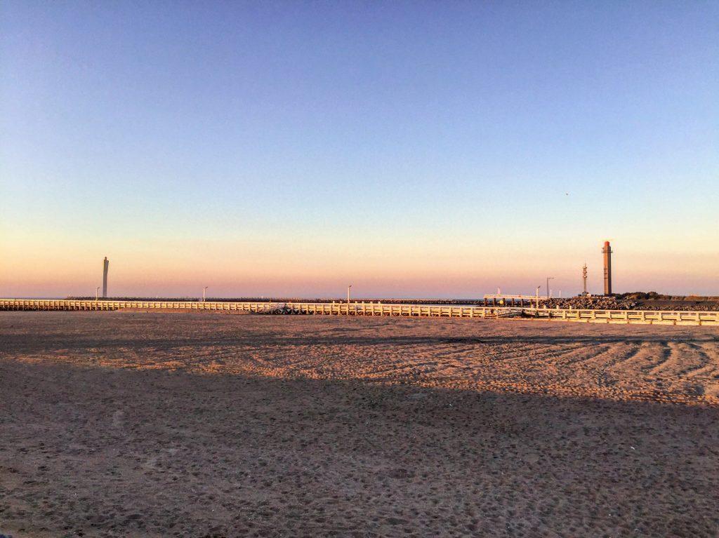 De phare en phare, Ostende