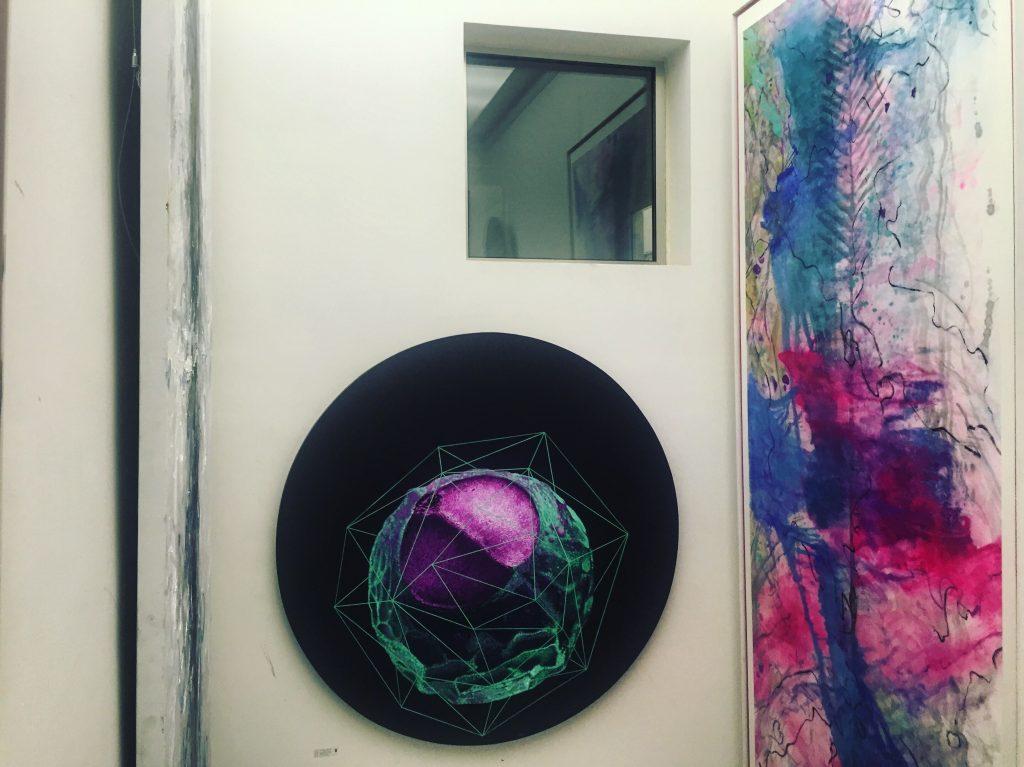 Transition à la Lotus Chen Art Space