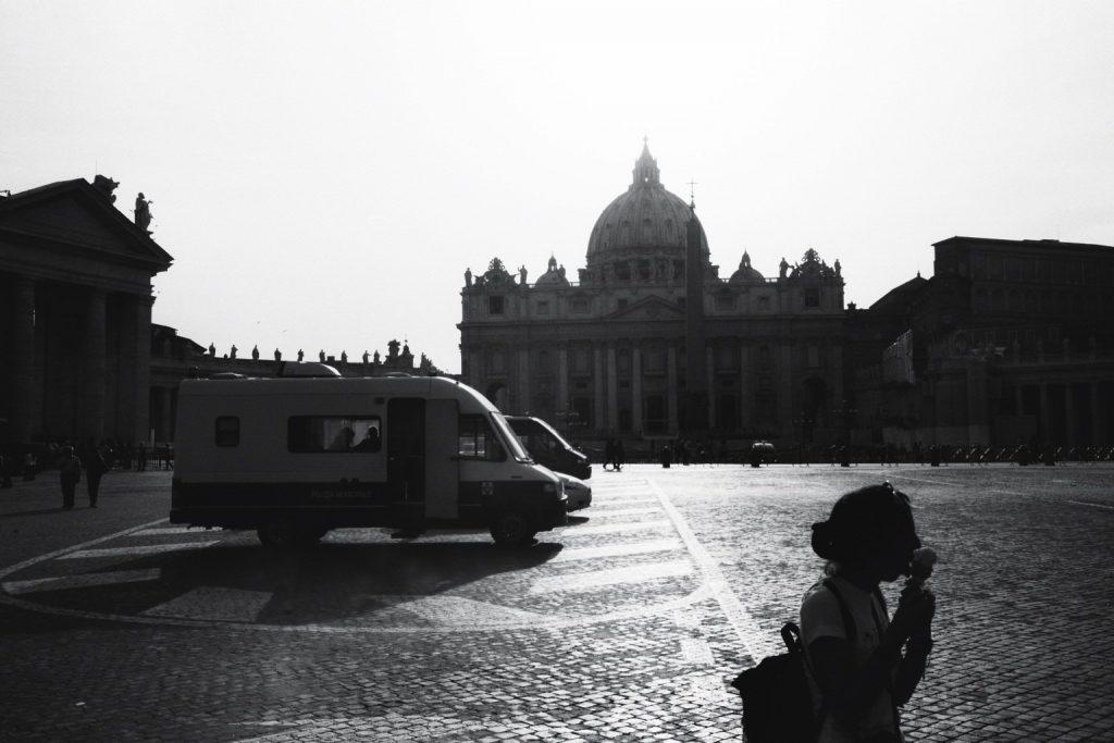 La Basilique Saint-Pierre de Rome, Vatican