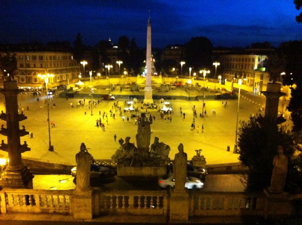 31. Piazza del Popolo, Roma